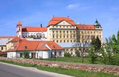 Znojmo - Loucký klášter