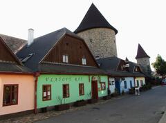 Městské opevnění v Poličce