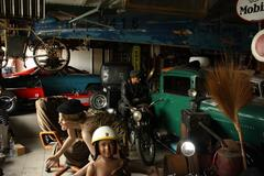 Muzeum starých technických exponátů a kuriozit ve Vamberku
