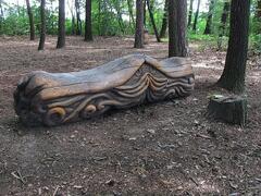 Pohádkový les ve Zlíně