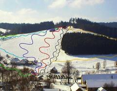 Ski areál Nový Jimramov