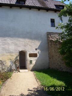 Uničov - Městské hradební zdi