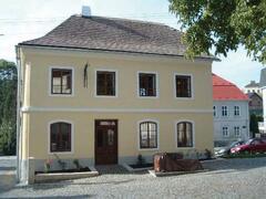 Rodný dům Sigmunda Freuda v Příboře
