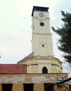 Vyhlídková věž v Jablonném v Podještědí
