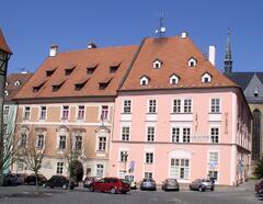 Muzeum Cheb - dům, kde zavraždili Albrechta z Valdštejna