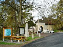 Naučná stezka Okolí hradu Seeberg (Ostroh)