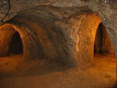 Světlá nad Sázavou - středověké podzemí
