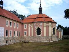 Zámek Mitrowicz - Koloděje nad Lužnicí