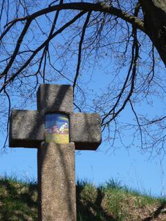 Křížová cesta u Počepic