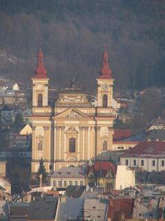 Chrám Zvěstování Panny Marie Šternberk