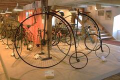 První české cyklistické muzeum