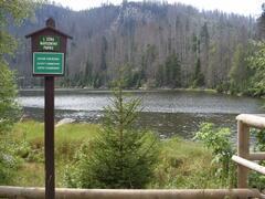 Plešné jezero