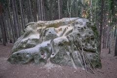 Čertův kámen u Pnětluk