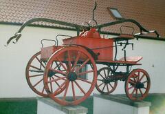 Muzeum hasičské techniky v Chrastavě