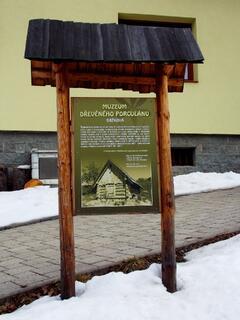 Muzeum dřevěného porculánu v Držkové u Zlína