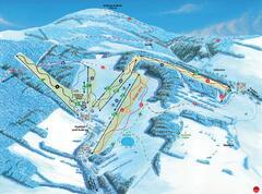 Ski areál Kraličák - Hynčice pod Sušinou