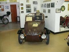 Moto & Velo Muzeum - Přerov nad Labem