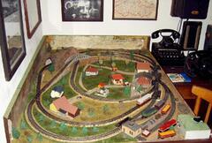 Železniční muzeum - Sudoměř