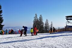 Skiareál Bílá