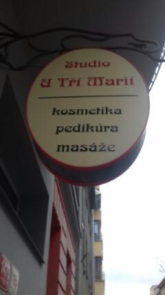 Salon U TŘÍ MARIÍ - Dagmar Sokolíková, Jan OLŽBUT a Dagmar Sokolíková st