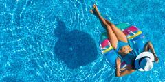 Ubytování s bazénem