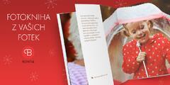 Velká fotokniha pro vás i pro babičku