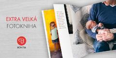 Nejprodávanější Extra velká fotokniha