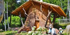 Parádní rodinná dovolená v Pohádkové vesničce
