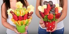 Frutiko: Sladké překvapení z ovoce a čokolády