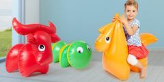 Kultovní nafukovací hračky z Fatry Napajedla