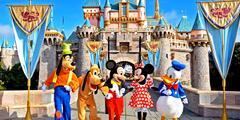 Zájezd do Paříže a Disneylandu s jedním noclehem