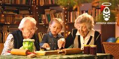 Ježíškova vnoučata: pomozte splnit vánoční přání