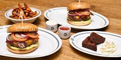 2 burgery a brownie u vítěze Burgermánie 2019