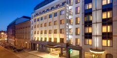 5* hotel Alcron se snídaní a parkováním zdarma