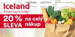 20% sleva do Icelandu: Praha, Pardubice a Boleslav