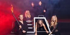 Magická esa: Strhující kouzelnická show pro celou rodinu