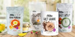 Pomoc při hubnutí: čaje, kaše, koktejly i pudinky