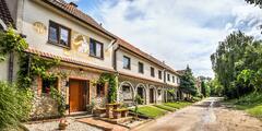 Jižní Morava: ubytování i občerstvení až pro 8 osob