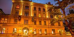 5* pobyt v centru Prahy: privátní wellness a večeře