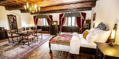 5* hotel v centru Krumlova: snídaně či all inclusive