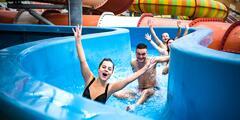 Celodenní vstupy do bazénů i saun v Aquapalace Praha