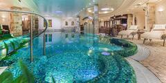 5* hotel Plaza v Karlových Varech s luxusním wellness