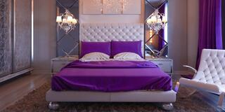 Ubytování v luxusním hotelu