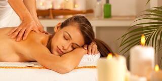 Klasické relaxační masáže