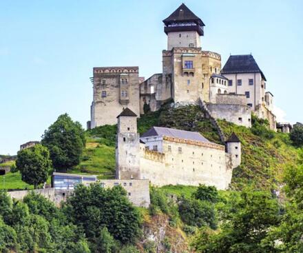 Trenčínský hrad