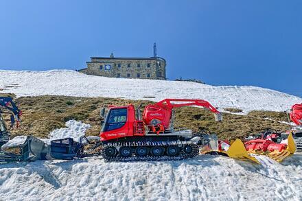 Tak co, vyrazíte sem na lyže? Foto: Honza Jochec