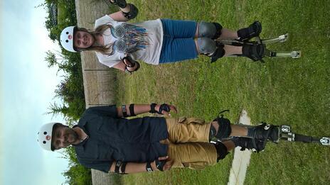 Vyzkoušejte skákací boty v Boskovicích  8d7d663c8f