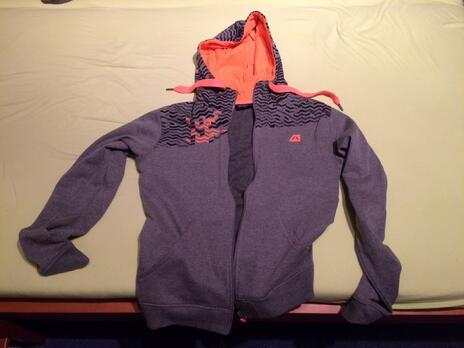33f67bae85b Hodnocená nabídka  Pánská mikina Alpine Pro s kapucí a zipem
