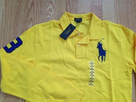3da1149671 Hodnocená nabídka  Pánské polokošile Ralph Lauren