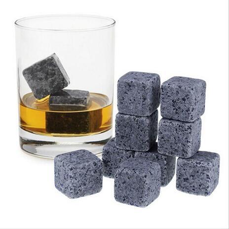 25a30a25319 Hodnocená nabídka  Whiskey Stones  9 kamenů pro chlazení nápojů
